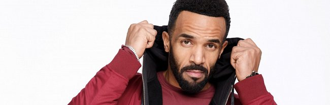 Craig David and Rita Ora