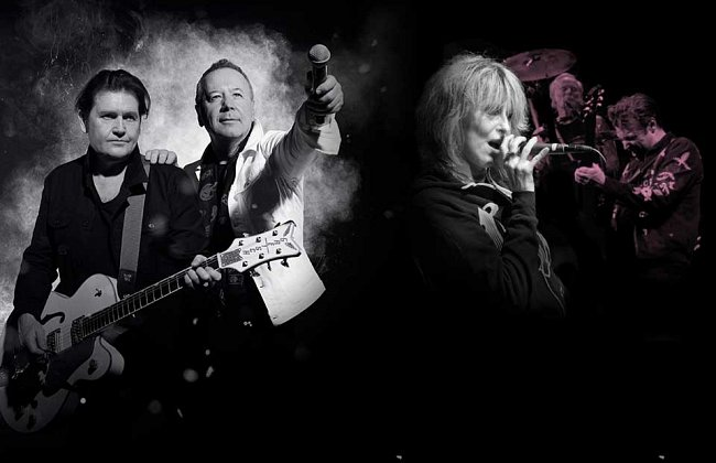 Grandslam 2018: Simple Minds & The Pretenders