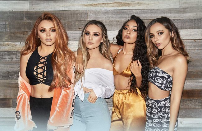 Little Mix The Summer of Hits Tour 2018 - 22nd and 29th July