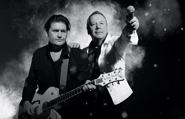 Simple Minds and KT Tunstall