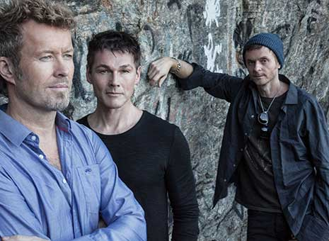 a-ha 2018 Electric Summer Tour