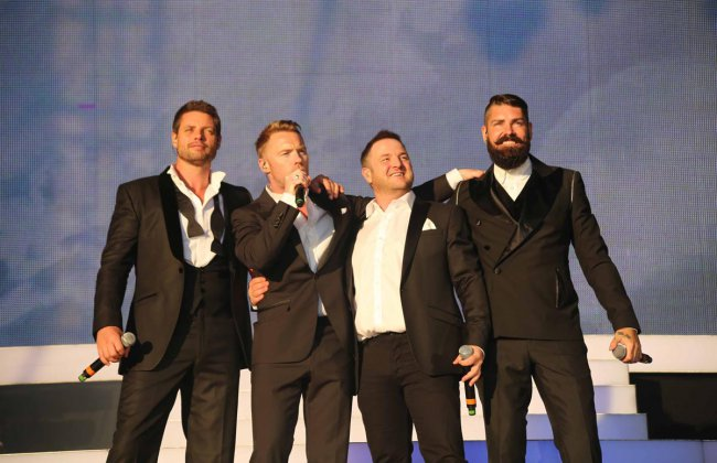 Boyzone to play Emirates Durham ICG this summer – 7th June