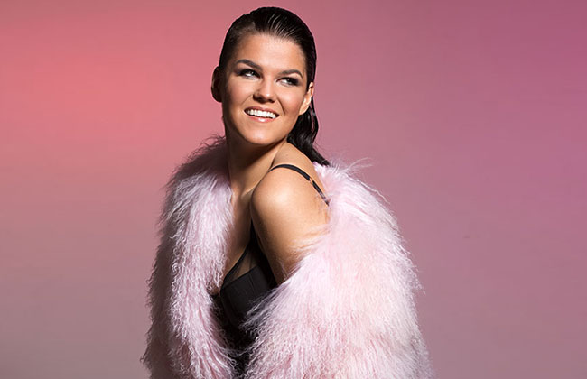 ​X Factor and Eurovision Star Saara Aalto announced as special guest to join Steps on their GRANDSLAM 2018: SUMMER OF STEPS TOUR