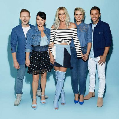 GRANDSLAM 2018:  SUMMER OF STEPS TOUR - 26th May - 8th July