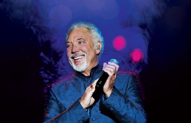 Sir Tom Jones to perform at The 1st Central County Ground Hove