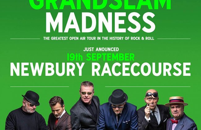 Music legends Madness to perform at Newbury Racecourse in September