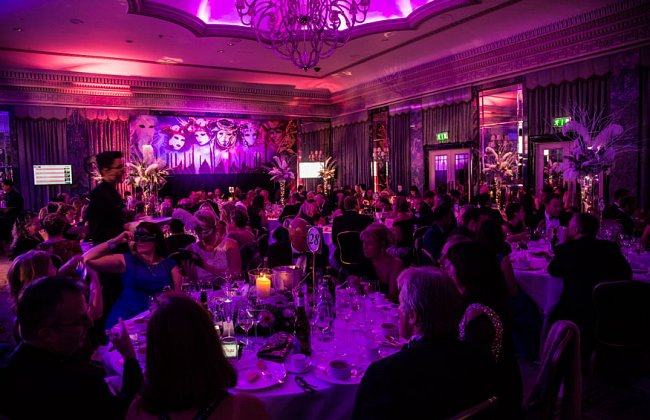 Pink Ribbon Ball - £335,000 raised!